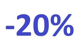 Скидка 20% на велосипеды