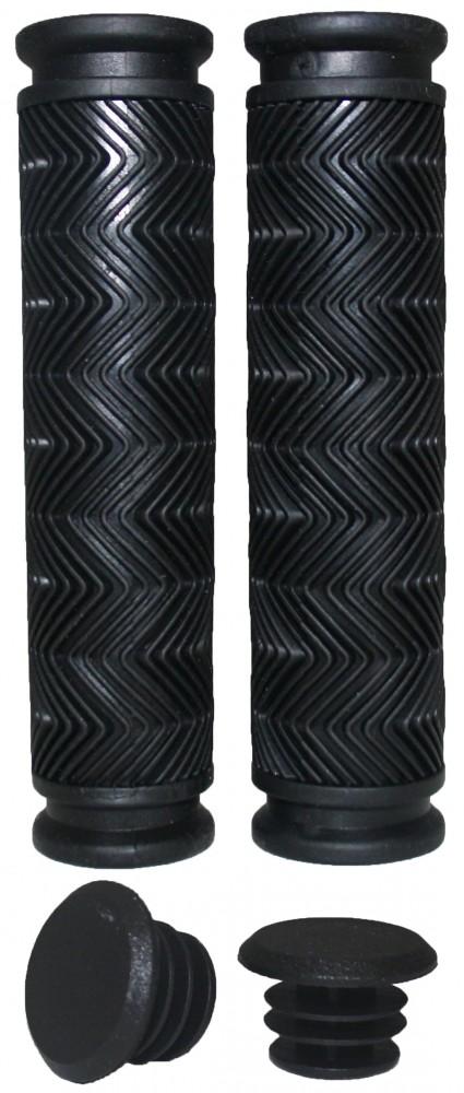 Грипсы VINCA SPORT H-G 37 120мм