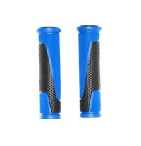 Грипсы H305 130мм черно-синие