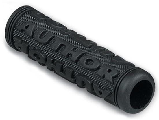 Грипсы AUTHOR AGR-R192 102мм черные