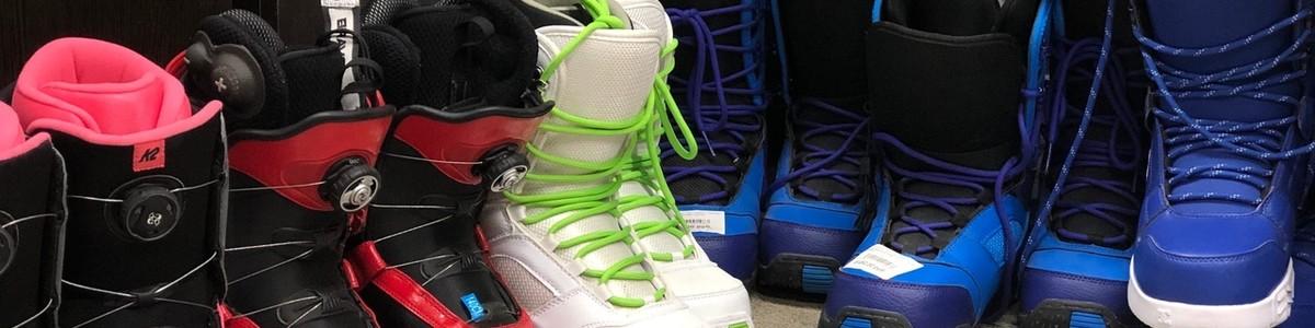 Скидка до 40% на ботинки для сноуборда