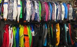 Распродажа зимней одежды